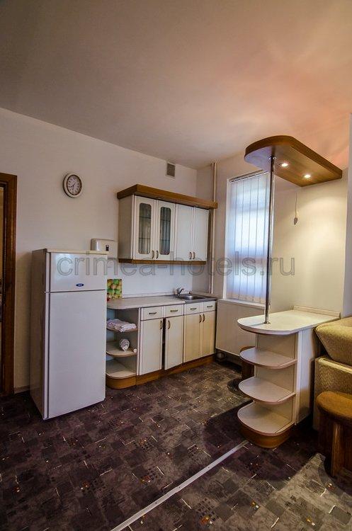 Санаторий Мечта Евпатория 10 коттедж - 2-комнатный 2-местный Люкс