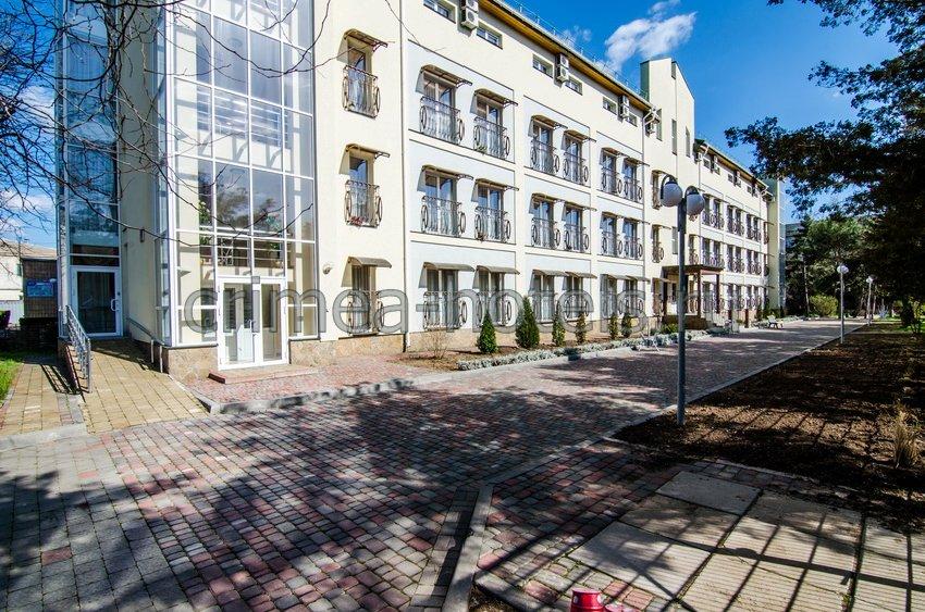 Санаторий Мечта Евпатория цены отзывы лечение в Крыму санатории Крыма