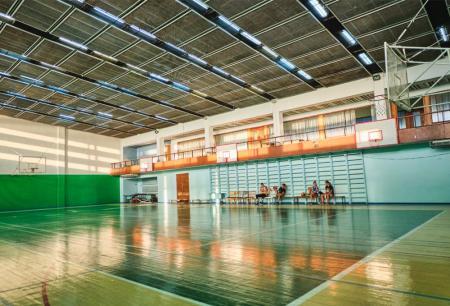 Спортивная база