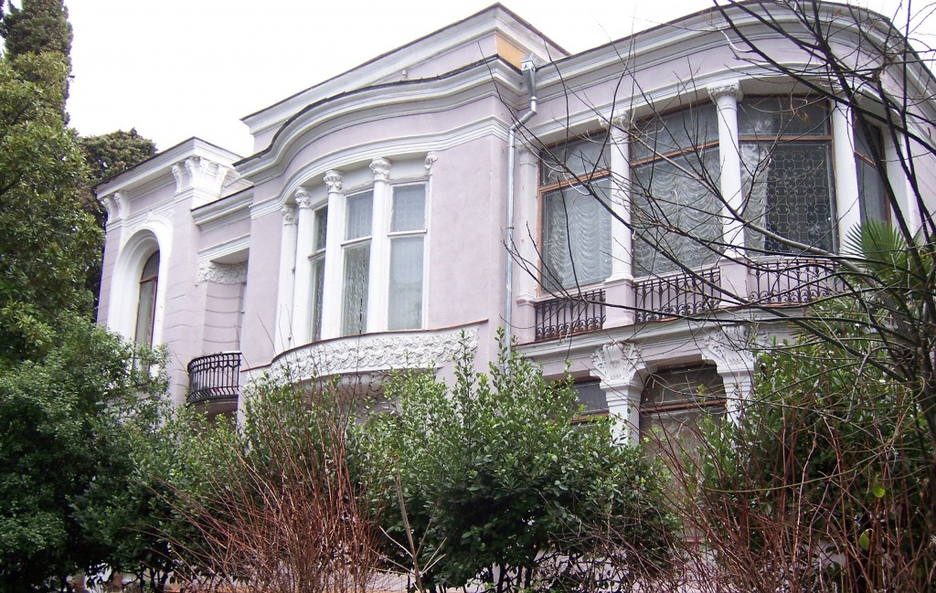 Музеи, выставки, галереи Дом-музей Н.Бирюкова Ялта Дом-музей Н.Бирюкова, Ялта