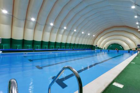 бассейн зимний