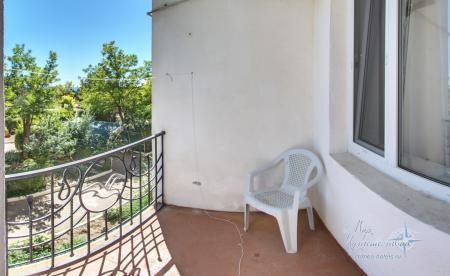 7,10 корпус - 1комнатный 3местный  (с балконом)